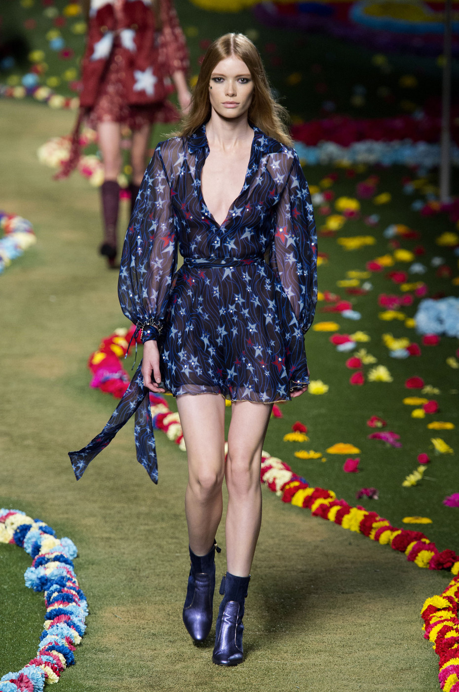 reasonable price sneakers new arrive model JULIA HAFSTROM for Tommy Hilfiger Spring 2015 Show New ...